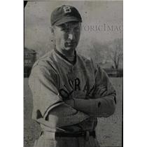 1941 Press Photo Harry Carlson Colorado Buffaloes Coach - RRW73689