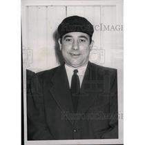 1952 Press Photo Art Passarella American League Umpire - RRW74191