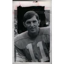 1969 Press Photo Lions Greg Landry - RRX39049