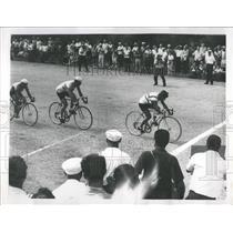 1959 Press Photo CYCLING PAN AMERICAN GAMES RICARDO SEN - RRW52001