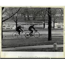 1984 Press Photo Bicycle Park season itness schedule - RRW05135