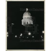 1933 Press Photo Havana, Cuba during advent of the New Regime. - cvb07089