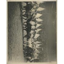Press Photo National Western Stock Rodeo Show - RRX93293