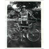 1991 Press Photo Lorain Wheelmen - cvb53377