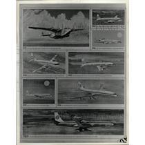 1964 Press Photo Pan American Airlines - RRW24719