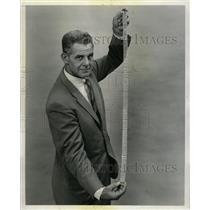 1959 Press Photo Al Herman Pan American Games Edward - RRW24683