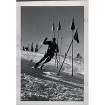 1959 Press Photo Tommy Carter Skier - RRW80149