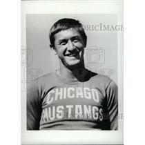 1968 Press Photo Gerd Langer American Soccer Player - RRW74217