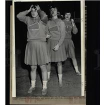 1952 Press Photo Mission Viejo US swimmers Kathy women