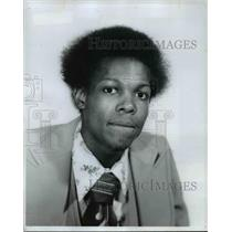 1976 Press Photo Donald McLoyd with dream team East High basketball - cvb44856