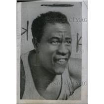 1950 Press Photo Dave Bolen Colorado Top Track Star - RRX45135