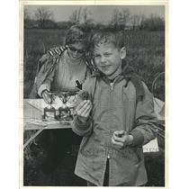 1966 Press Photo Mrs Peter Ross William Ramsay Kite - RRW47465