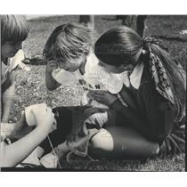 1972 Press Photo Nancy Murphy Reach Out Summer Program - RRW54949