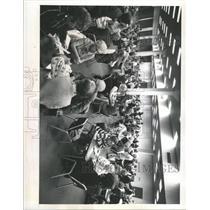 1973 Press Photo St Petersburg Hilton Bridge Tournament - RRX92595