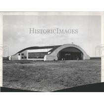 Press Photo The Hanger At Sky Harbor Airport - RRY14513