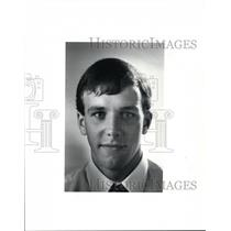 1991 Press Photo Pete Van Euen, Sports Writer - cvb51351