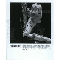 Press Photo The Real Stuff, a Frontline documentary - cvb20692