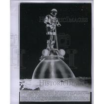 1964 Press Photo Astronauts - RRX49947