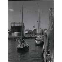 1977 Press Photo Nantucket Island, Massachusetts - cvb29122