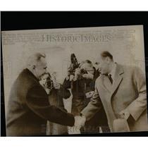 1968 Press Photo Alexei N. Kosygin Oldrich Cernik - RRW07321