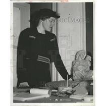 1940 Press Photo Women's City Club - RRW36747