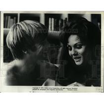 1970 Press Photo Actors Beau Bridges And Marki Bey - RRW07949
