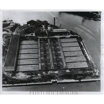 1931 Press Photo Aerial view of disposal plant -Milwaukee - mjb56387