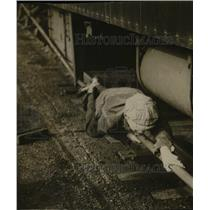 1928 Press Photo John Gibbs Train Bandit Mail Robber - RRW77203