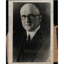 1924 Press Photo Blake Kennedy Judge State Court Lease - RRW82197