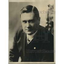 1929 Press Photo Oliver Morosco theatrical producer who wed Helen McCruer