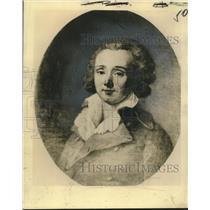 1934 Press Photo Portrait of Pierre Clement de Laussat - nox14939