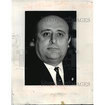 1971 Press Photo Former Turkish Prime Minister Suleyman Demirel