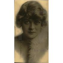 1916 Press Photo Mary Boland American Actress - RRW78289