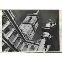 1941 Press Photo 312 feet tower of the El Escorial Church - spb05989