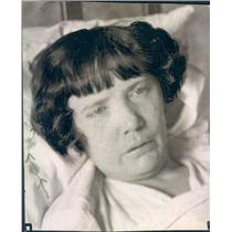 1927 Press Photo Denver CO Mrs WH Dunagan Regains Eyesight - ner28917