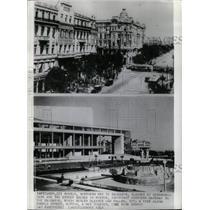 1941 Press Photo Engles Street Germany Occupied Rostov - RRX70019
