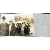 1927 Press Photo Montreal Canada CS Neill Belfast Flour Importer - ner44341