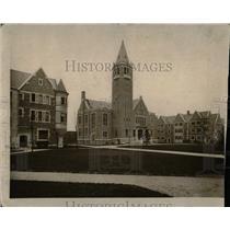 1930 Press Photo Pano University City - RRX75847