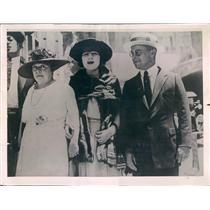 1922 Press Photo Chicago IL Virginia Milner Thorne, Gordon Thorne - ner52649