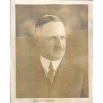 1919 Press Photo Detroit MI Allan Templeton of Newberry Election Fraud
