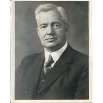 1927 Press Photo Ontario Canada Rev Ben Spence Head of Prohibitionist