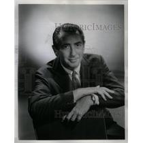 1959 Press Photo MacDonald Carey radio TV Veteran Maris - RRX57327