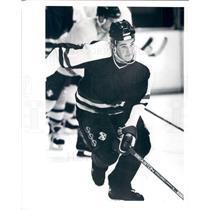 Undated Press Photo NHL Boston Bruins Cameron Mann - snb1861