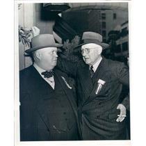 Undated Press Photo Baseball R J Dudley Wausau & Edward Newburg LaCrosse