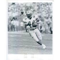 Press Photo NFL Atlanta Falcons Running Back John Settle snb8739