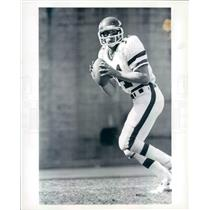 Undated Press Photo  Photo NFL New York Jets Quarterback Richard Todd - snb9557