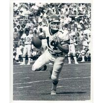 Undated Press Photo  Photo NFL New York Jets Quarterback Richard Todd - snb9565
