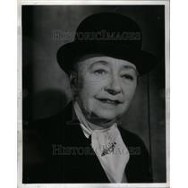 1942 Press Photo Demo May Whitney Warner Bros National