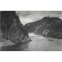 1940 Press Photo Pend Oreille River - spa92411