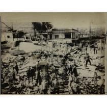 1975 Press Photo Lebanon Commando Raid Target Children - RRW86937